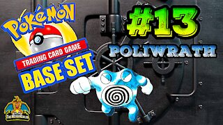 Pokemon Base Set #13 Poliwrath | Card Vault