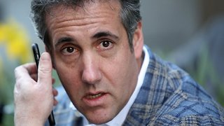 Judge Denies Restraining Order For Cohen's Seized Documents - Video