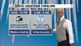 Gary Lezak Monday Afternoon Forecast Update 1 22 18 - Video