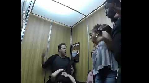 This elevator PRANK is incredible... Some of these reactions are absolute gold