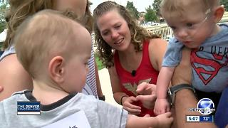 NICU families with a special bond - Video