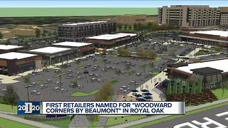 New Wahlburgers announced for Woodward Corners of Beaumont in Royal Oak - Video