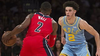 """NO Mercy"" Lonzo Ball SHUTS DOWN John Wall - Video"