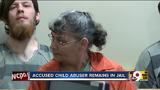Judge denies lower bond for Brown County woman accused of starving child