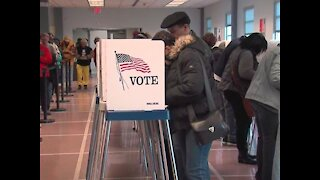 Cuyahoga County voter turnout down on Election Day