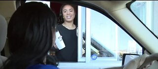 WE'RE OPEN: Founders Coffee relies on drive-thru