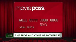 Is Moviepass worth the money - Video