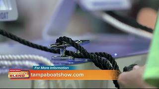 We talk about what you can expect when the Tampa Bay Boat show floats in this weekend - Video