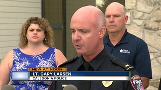 Caledonia officer fatally shoots man while investigating burglary