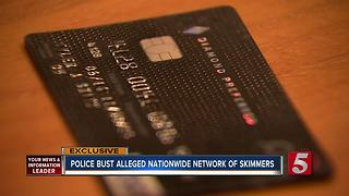 Police Bust Alleged Nationwide Network Of Skimmers In Mid-State - Video