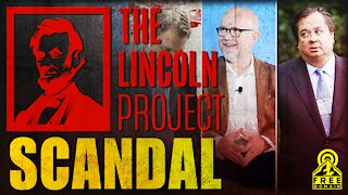 THEY CANNOT SEE IMMORALITY! The Lincoln Project Revealed