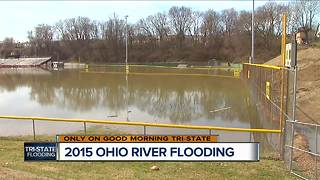 How does 2018 Ohio River flooding compare to past floods? - Video