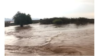 Saudi Arabia's Jazan Region Swamped by Heavy Rainfall - Video