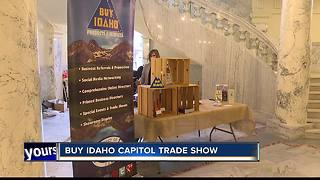 Idaho businesses gather for Buy Idaho Capitol Trade Show - Video