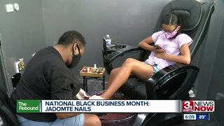 National Black Business Month: Jadomte Nails