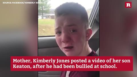 Bullied Child Acquires Some Heroic Defense   Rare News