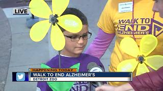 Alzheimer's Walk - Video