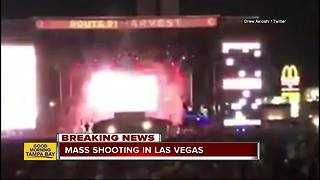 Shooting on Las Vegas Strip kills 20, wounds over 100 - Video