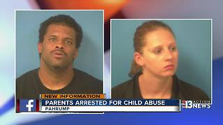 Deputies find bruising, bite marks on 2-year-old child - Video