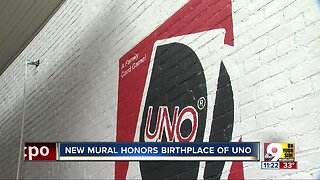 New mural honors birthplace of UNO
