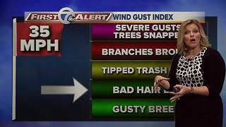 7 First Alert Forecast 11/16/2017 - Video