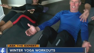 Ask the Expert: All about winter yoga - Video