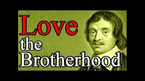 Love the Brotherhood - Robert Leighton