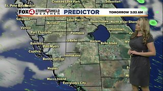 FORECAST: Warming up, storms expected Friday - Video