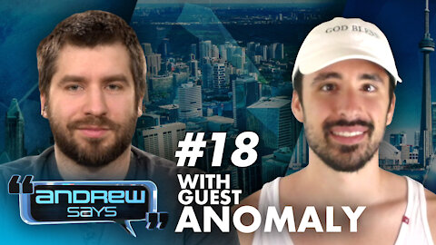 The truth about PCR testing | An0maly on Andrew Says #18