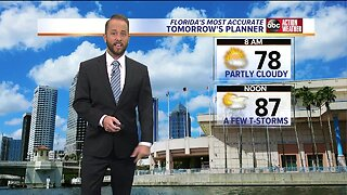 Florida's Most Accurate Forecast with Jason on Saturday, August 10, 2019