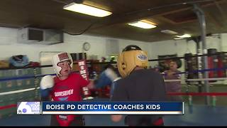 Vista PAL boxing teaches lessons in and outside of the ring - Video