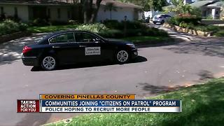 St. Pete is taking neighborhood watch up a notch - Video