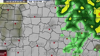 Henry's Afternoon Forecast: Tuesday, December 6, 2016