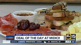 Deal of the Day: MidiCi Pizza at Desert Ridge Marketplace - Video