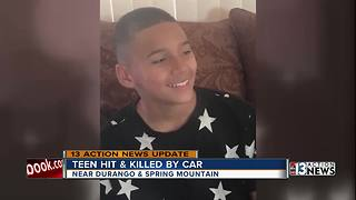 Family remembers teen hit and killed by SUV