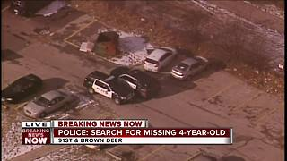 Breaking News Update: 4-year-old girl missing after car theft - Video