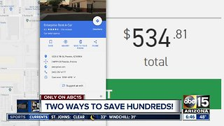 Travel deals: Two ways to save hundreds! - Video