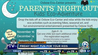 Kids' eco-adventure Friday night in Port St. Lucie