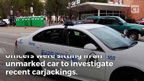 Man Tries to Carjack Cops