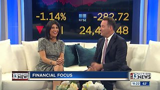 Financial Focus with Steve Budin on January 28