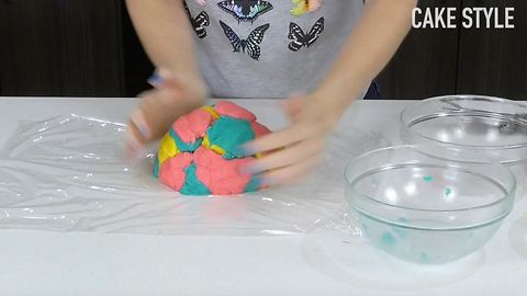 It looks like play dough, but what it really is will surprise you!