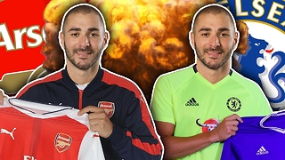 Real Madrid To Offload Karim Benzema To Arsenal Or  Chelsea?! | Transfer Talk - Video