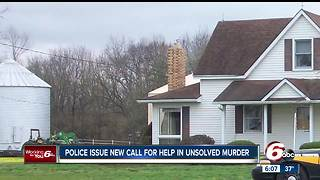 Police issue new call for help in unsolved murder from 2012 - Video