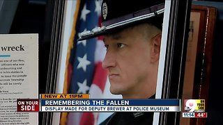 Fallen officers honored at police museum