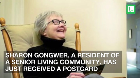 Nursing Home Resident Receives Postcard From Dead Mother… Sees Her Handwriting And Knows