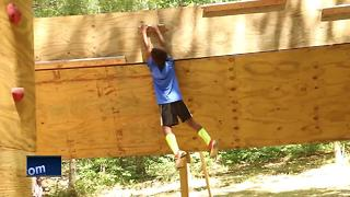 'American Ninja Warrior' from NE Wisconsin helping kids in Tennessee - Video