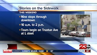 Stories on the Sidewalk live interview with Jeff Lemucchi