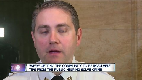 Tips from the public helping solve crime in Buffalo
