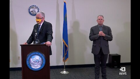 Gov. Sisolak: 'We want to assure people that they can book a convention'