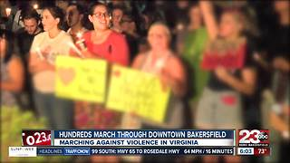 Unity rally to be held in downtown Bakersfield